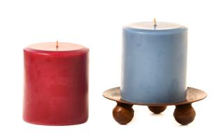 4 x 4 Pillar Candles