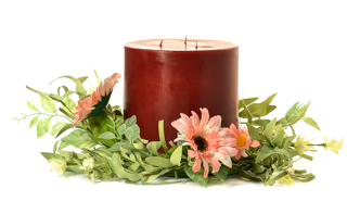 3 Wick Large 6 x 6 Pillar Candles