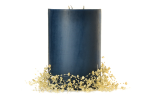 3 Wick Large 6 x 9 Pillar Candles