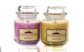 16 oz Jar Candles