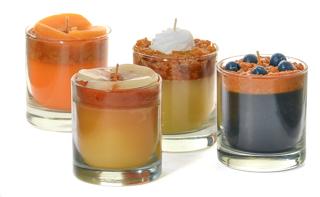 Parfait Candles