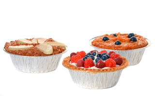Small Pie Candles