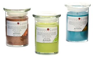 12 oz Madison Soy Jar Candles