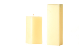 Square Pillar Candles