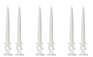 8 Inch Taper Candles