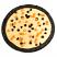 peanut butter pie large top
