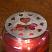 capper on large jar