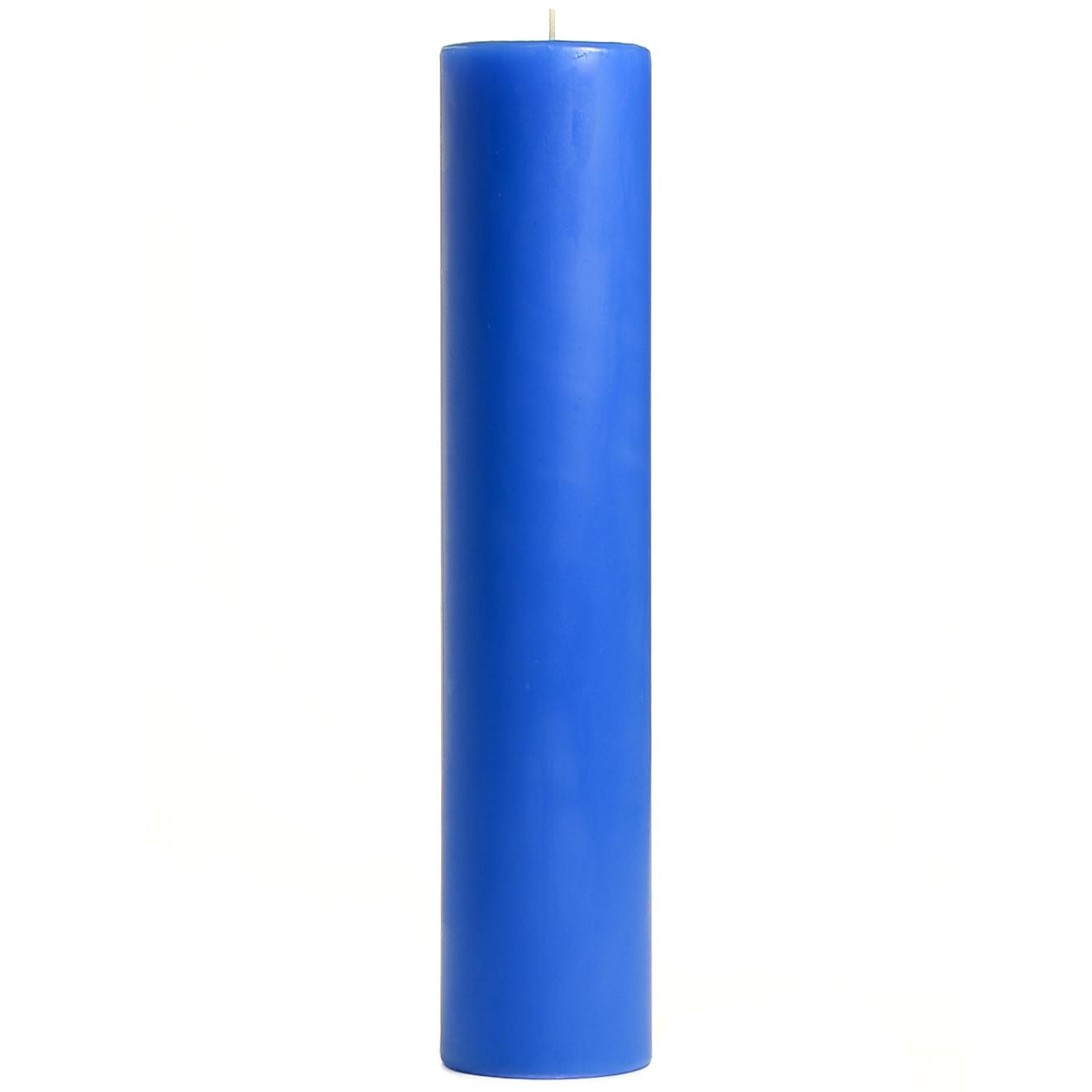 2 x 9 Blueberry Cobbler Pillar Candles