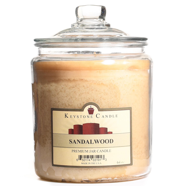 Sandalwood Bowl Candle