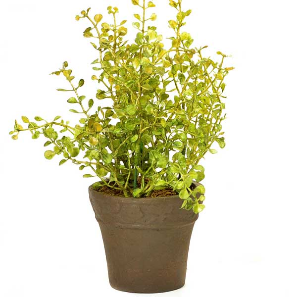 Tall Potted Plants mini potted plants 3 assorted fake foliage greenery