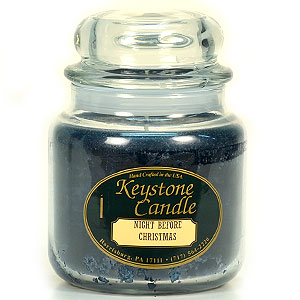 Night  Before  Christmas Jar Candles 16 oz