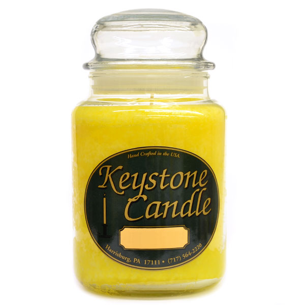 Tropical Pineapple Jar Candles 26 oz