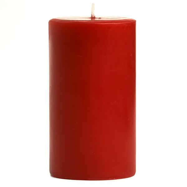 2 x 3 Mulberry Pillar Candles