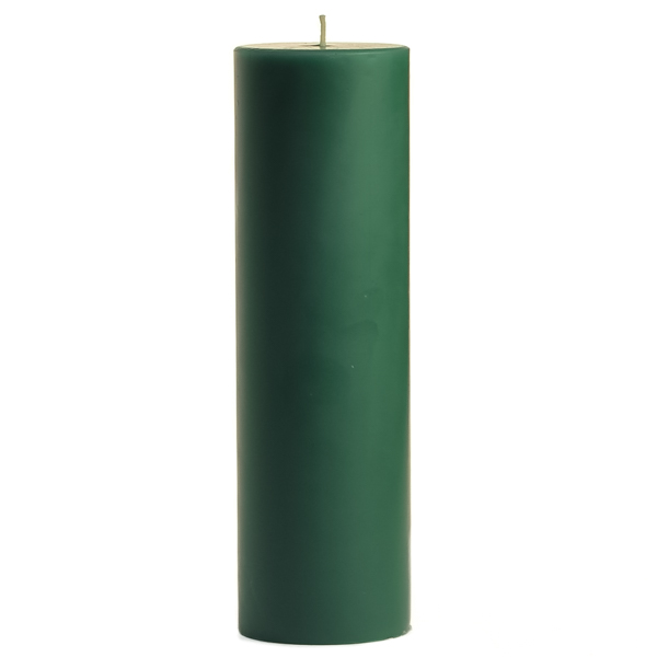 2 x 6 Balsam Fir Pillar Candles