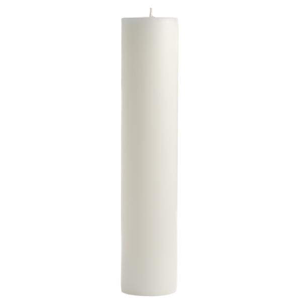 2 x 9 Dapper In Denim Pillar Candles