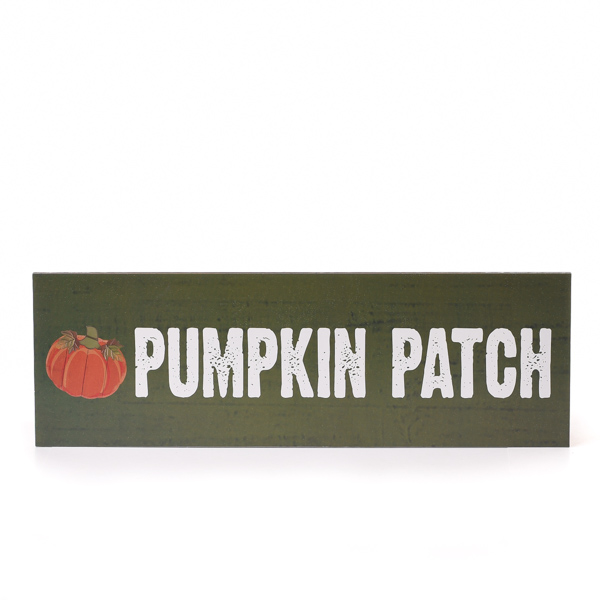 Pumpkin Patch Wall Sign