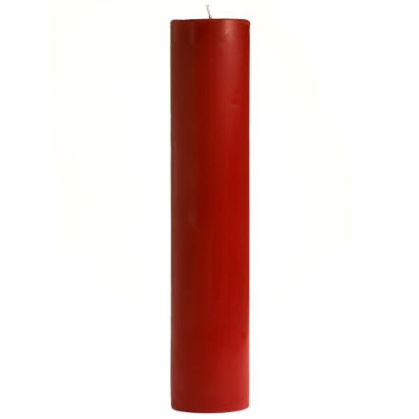 2 x 9 Cranberry Chutney Pillar Candles