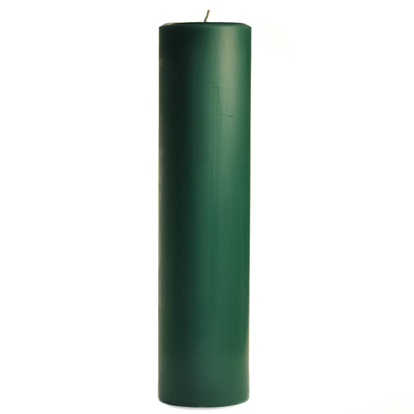 2 x 9 Balsam Fir Pillar Candles