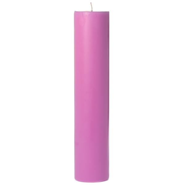 3 x 12 Hawaiian Gardens Pillar Candles