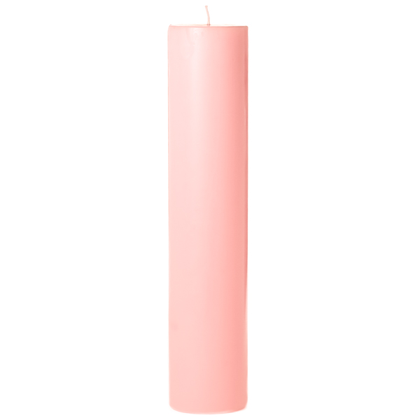 2 x 9 Sweet Pea Pillar Candles