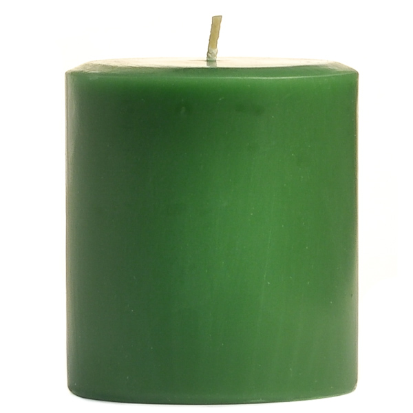 4 x 4 Bayberry Pillar Candles