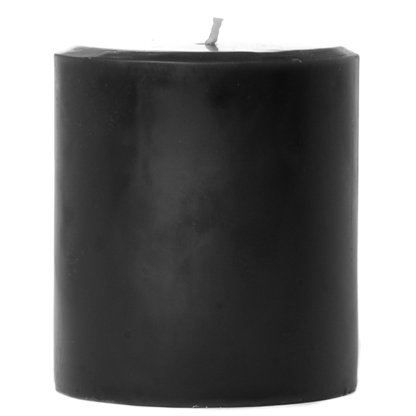 3 x 3 Opium Pillar Candles