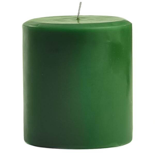 3 x 3 Pine Pillar Candles