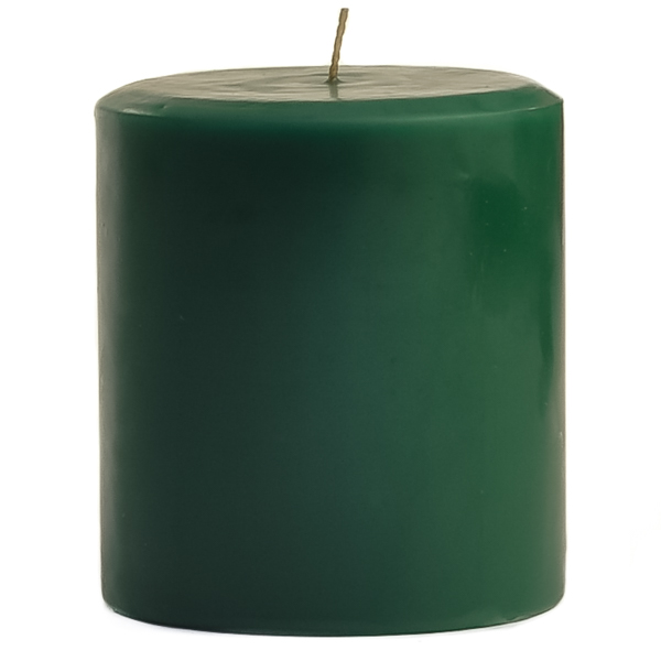 3 x 3 Balsam Fir Pillar Candles