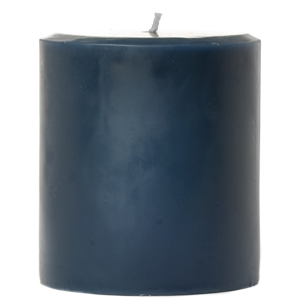 3 x 3 Midsummer Night Pillar Candles