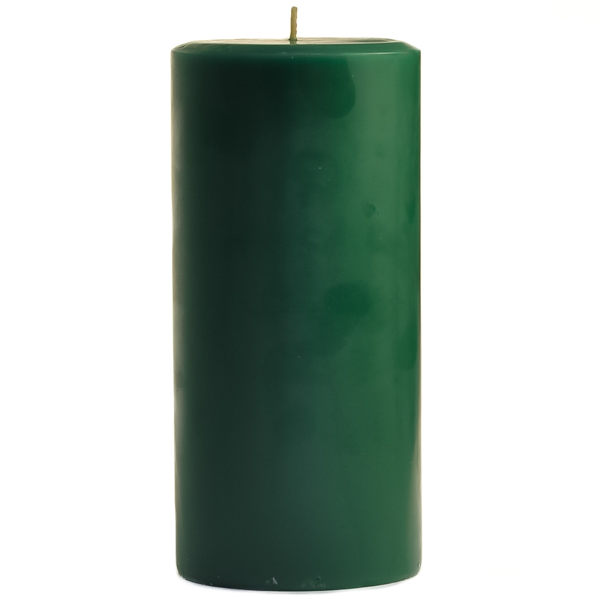 3 x 6 Balsam Fir Pillar Candles