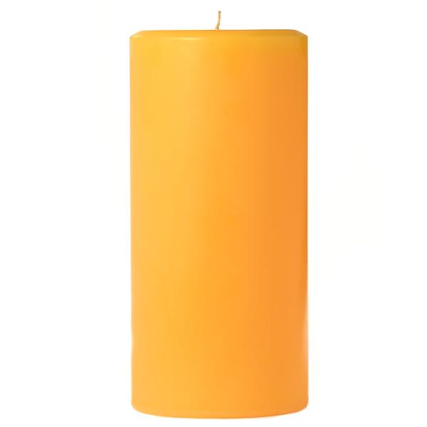 3 x 6 Sunflower Pillar Candles
