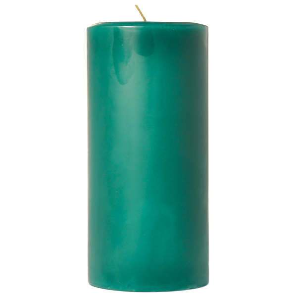 3 x 6 Fresh Rain Pillar Candles