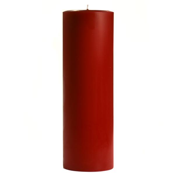 3 x 9 Cranberry Chutney Pillar Candles