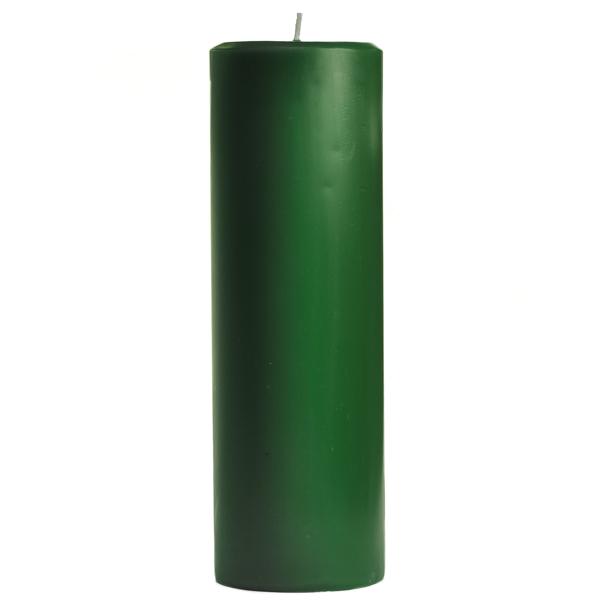 3 x 9 Pine Pillar Candles