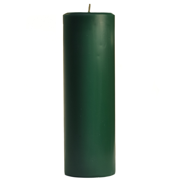 3 x 9 Balsam Fir Pillar Candles