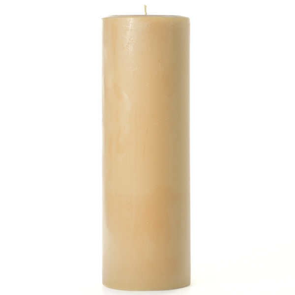 2 x 6 Sandalwood Pillar Candles