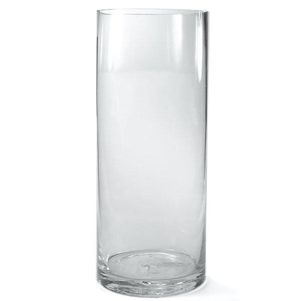 Tall Glass Cylinders 10 Inch