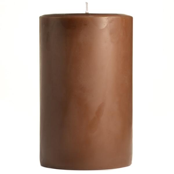 4 x 6 Cinnamon Stick Pillar Candles