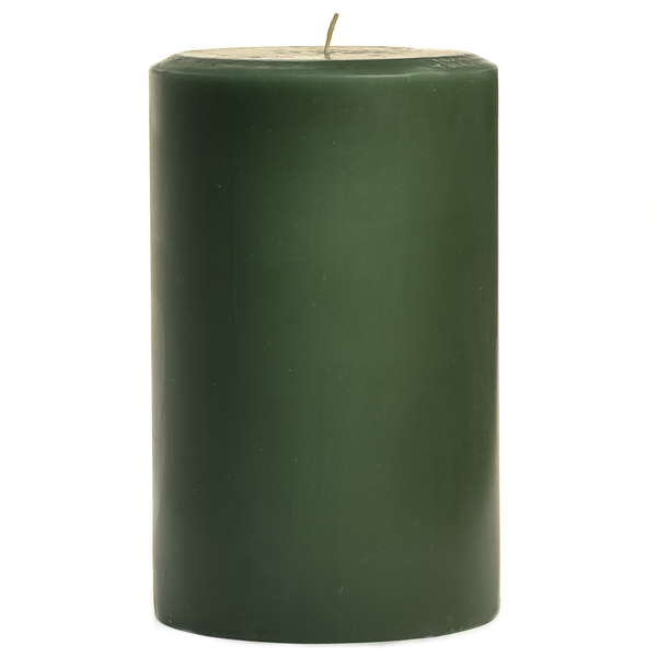 4 x 6 Tuscan Herb Pillar Candles