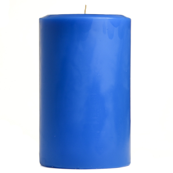 4 x 6 Blueberry Cobbler Pillar Candles