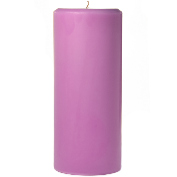 4 x 9 Hawaiian Gardens Pillar Candles