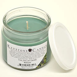 Balsam Soy Jar Candles 5 oz