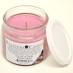 Cherries Jubilee Soy Jar Candles 5 oz
