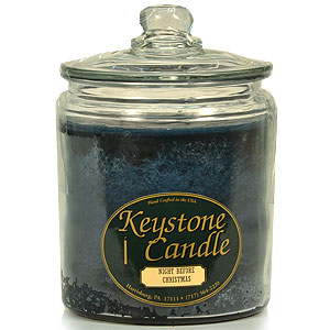 Night  Before  Christmas Jar Candles 64 oz