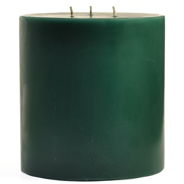 6 x 6 Balsam Fir Pillar Candles