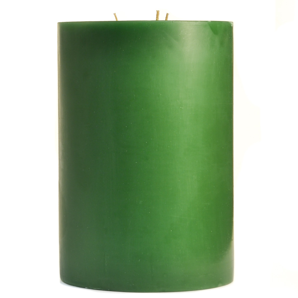 6 x 9 Bayberry Pillar Candles