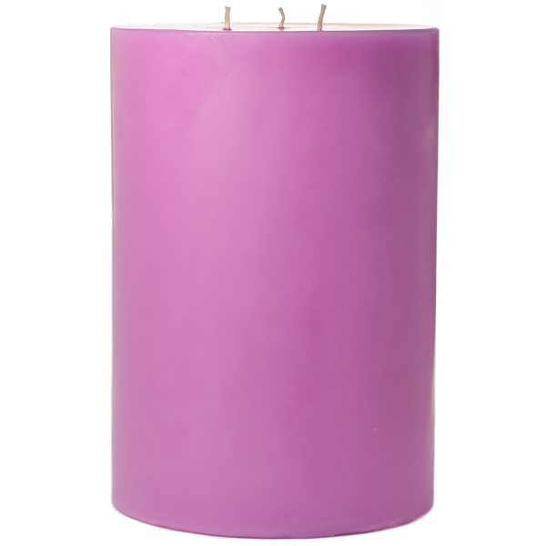 6 x 9 Hawaiian Gardens Pillar Candles