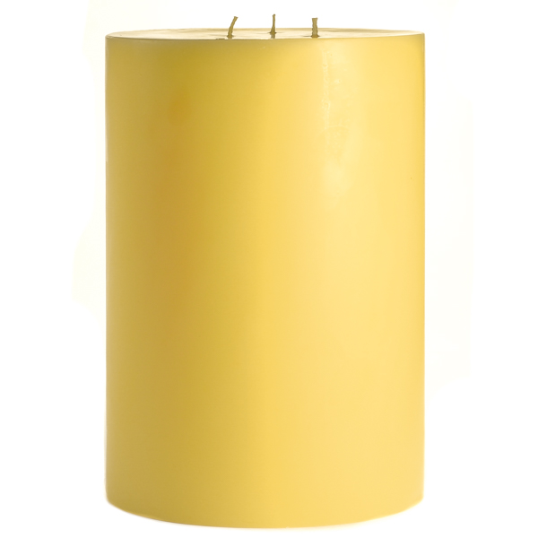 6 x 9 Pear Mango Smoothie Pillar Candles