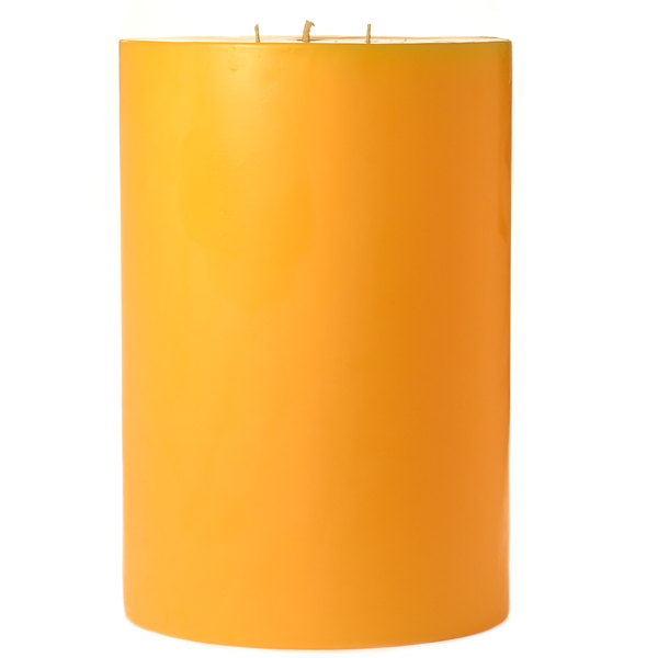 6 x 9 Sunflower Pillar Candles