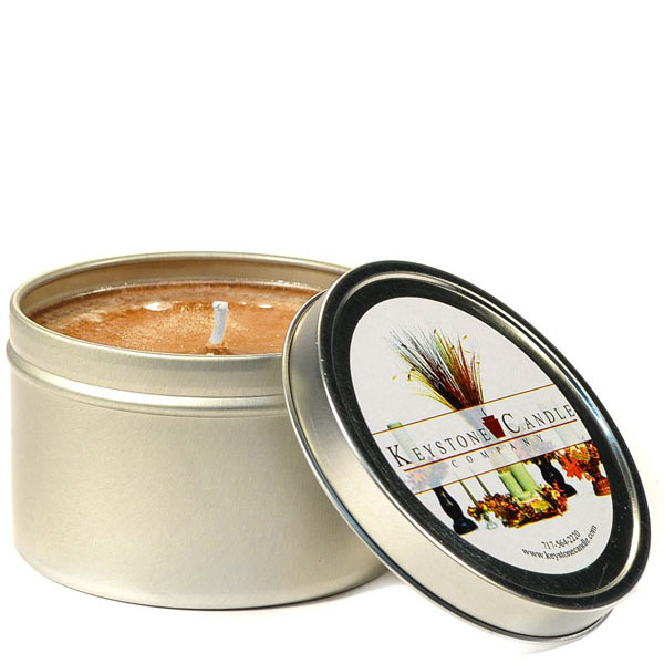 8 oz Cinnamon Stick Candle Tins